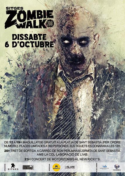 Sitges Zombie Walk 2018