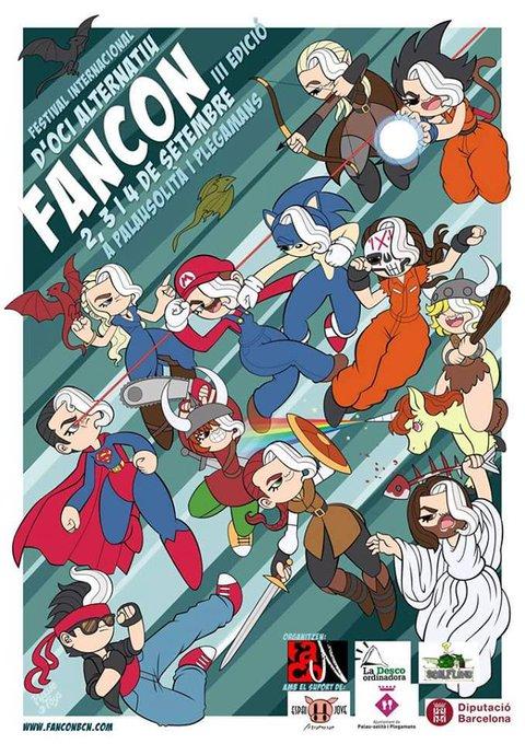 FANCON BCN 2016