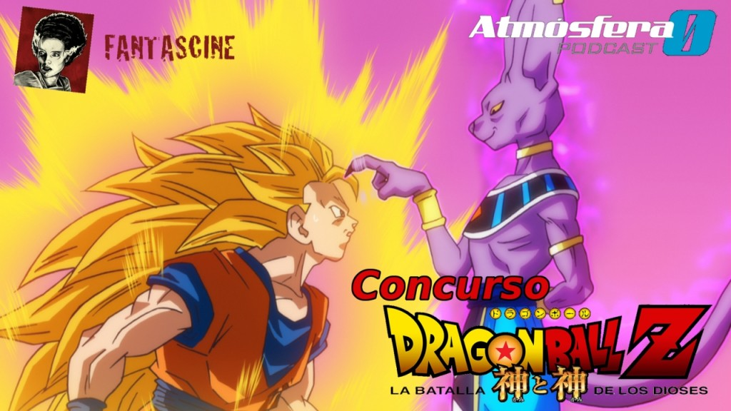 Concurso Dragon ball Z