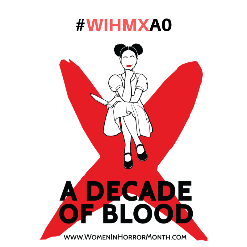 WHIM - Women in horror month