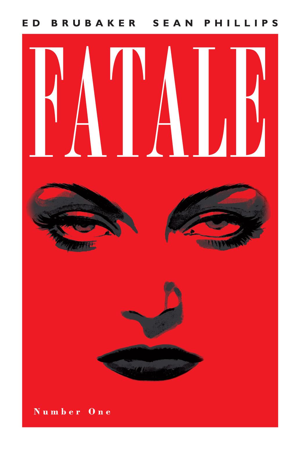 Fatale comic