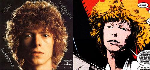 Bowie Sandman